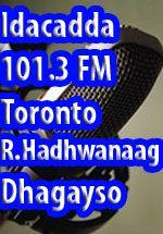 Radio Hadhwanaag Nove 08 2014