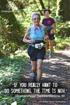 Go Running Now!