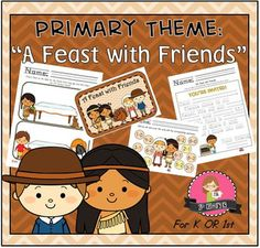 This unit is newly UPDATED for 2016!Themed-based lessons with standards-based activities are the perfect way to integrate tried-and-true methods with Common Core and 21st Century Learning.This themed set can be used in a variety of ways! Activities are perfect for academic learning centers, large group experiences and assessments.