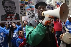 Genocide In Chicago: The battle over school grounds