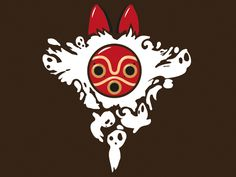 mononoke theme tattoo idea