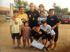 OMG!! Dani Pedrosa tweet for Valentino Rossi: @ValeYellow46 Do you remember Montmelo GP '99? Check the boy on the left with yellow t-shirt... #GoodMemories