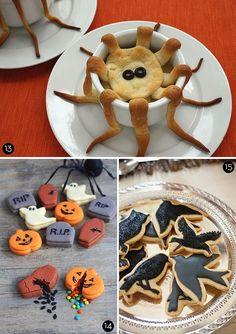 15 Sweet and Savory Halloween Treats!