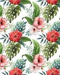 Resultado de imagem para estampas florais vetorizadas