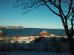 Herøy, flott område for sjøkajakk