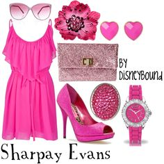 Sharpay Evans - Polyvore