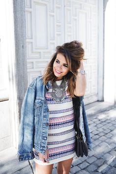 Coords-Boho_Skirt-Mango-Matchy_Matchy_outfit-Silver_Saldans-Levis_Vintage-Celine-10