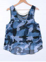 SHARE & Get it FREE | Chain Camouflage Tank TopFor Fashion Lovers…