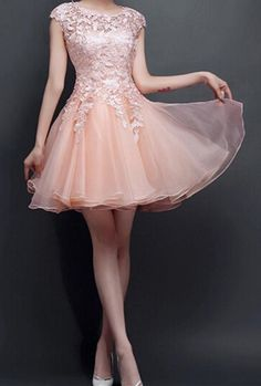 Blush Pink Homecoming Dress,Cute Homecoming Dresses,Short Prom Gown,Pink Sweet 16 Dress,Homecoming Dress,Cute Cocktail Dress,Evening Gowns