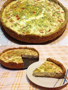 Ti Küldtétek Recept (A recept beküldője: Lengyel Zsuzsi) Zöldséges quiche (paleo)       Zöldséges quiche (paleo)     Gluténmentes, tejmentes, húsmentes, zöldséges quiche recept A tésztához a hozzávalókat homogén masszává gyúrjuk:   100 g Szafi Fitt paleo sütőliszt(paleo sütőlis