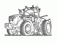 free printable tractor coloring pages for kids tractor coloring pagesjohn deere