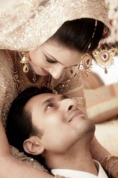 Beautiful Wedded Couple