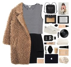 """molly"" by knightnightingale ❤ liked on Polyvore featuring Monki, adidas, philosophy, Fresh, NARS Cosmetics, adidas Originals, Frette, Bobbi Brown Cosmetics, Forever 21 and Aesop"