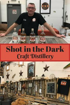 Shot in the Dark Distillery in Walla Walla, Washington is a true All-American craft distillery. It is family owned and operated with a welcoming tasting room and delicious spirits such as Apple Pie Moonshne. via @discoverthepnw