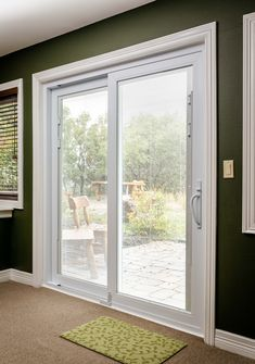 You might not think so, but sliding glass doors are both beautiful and energy efficient.  If you're interested in learning more about how our sliding glass doors keep your home warm in the winter and cool in the summer, sign up for a free estimate today!