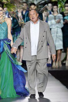 Fashion Week Madrid. Otoño/Invierno 2014-2015. Francis Montesinos at Mercedes Benz Fashion Week