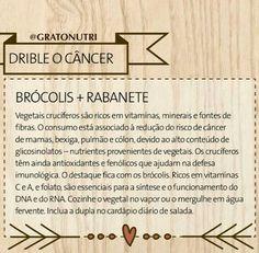 Brócolos + rabanete