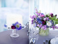 Disney's Frozen Inspired Wedding Shoot midway ice castles calie rose wedding flowers utah florist Frozen Wedding Ideas winter wedding flower...