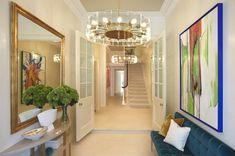 Luxurious Grosvenor Crescent renovation by Helen Green Designs, London
