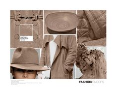Warm Taupe PANTONE 16-1318 Warm Taupe is a hearty, pleasing and approachable neutral that pairs well with each of the top 10 shades of the Fall 2016 season. Suggests reassurance and stability Trusted, organic and grounded Departs slightly from the foundations of the Fall 2016 palette Timeless Leatrice Eiseman Executive Director, Pantone Color Institute™
