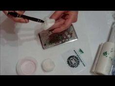 Harunouta Cotton Claw,Herramienta Nail Art,Manicuras,Nail Art