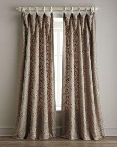 "-3UCW Softline Home Fashions ""Napoli"" Curtains"