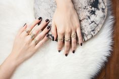 Sarah Swell Jewelry | Photography by Maria Del Rio