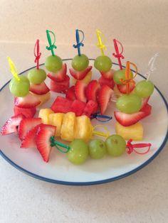 Peter Pan's Fruit Swords - Peter Pan Movie Night - Disney Movie Night - Family Movie Night