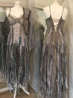 Rustic Wedding Dresses, Boho Wedding Dress, The Dress, Silk Dress, Viking Wedding Dress, Fairy Clothes, Looks Cool, Swagg, Aesthetic Clothes