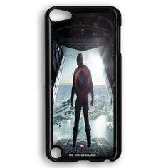 Captain America Winter Soldier iPod Touch 5 Case
