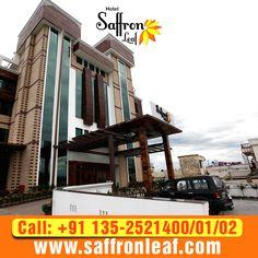 Hotel Saffron Leaf, Dehradun !!  Spend your lavish time with us.  For booking visit www.saffronleaf.com Call @ +911352521400/01/02/03 , 09619326274 Email: info@saffronleaf.com
