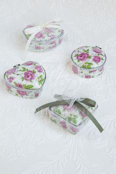 Porcelain vintage wedding favor  - bomboniere