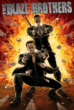 The Blaze Brothers #1 Review