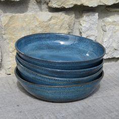 Pasta Bowls, Buddha Bowls, Power Bowls handmade pottery bowls made to order Pottery Plates, Pottery Mugs, Pottery Ideas, Ceramic Pottery, Bhudda Bowls, Pasta Bowl Set, Grain Bowl, Nesting Bowls, Handmade Pottery
