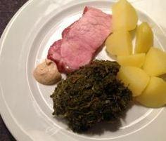 Frischer Grünkohl mit Kartoffeln und Kassler oder Mettwurst / All-in-one by lobibi on www.rezeptwelt.de