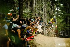 Crankworx Whistler 2013 - Look Back at all the Action - Pinkbike