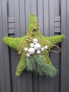Voorbeeldkaart - Kerstster - Categorie: Bloemschikken - Hobbyjournaal uw hobby website