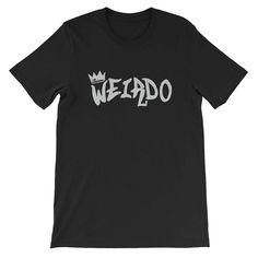 Weirdo - Jughead Jones, Riverdale, Graffiti t-shirt