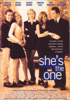 She's the One Movie Poster (1996)