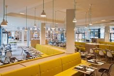 Novotel restaurant by Blacksheep, Manchester hotels and restaurants