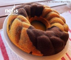 Pamuk Kek Tarifim (Bayatlamayan) Cake Recipe Using Buttermilk, Perfect Pancake Recipe, Cake Recept, Cotton Cake, Almond Cookies, Turkish Recipes, Food Cakes, Desert Recipes, Cakes And More