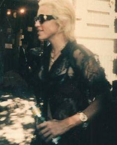 Madonna Madonna 90s, Madonna Music, Strike A Pose, Girl Crushes, Fur Coat, Idol, Poses, Concert, Celebrities