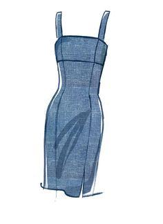 Dress Design Drawing, Dress Design Sketches, Fashion Design Sketchbook, Dress Drawing, Fashion Design Drawings, Fashion Sketches, Fashion Design Portfolio, Clothing Sketches, Fashion Drawing Dresses