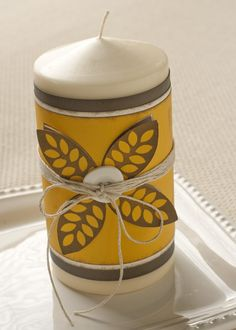 Fall papercrafting ideas from #CTMH!