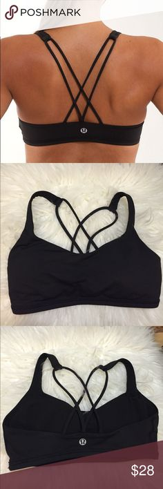 8f1bd04167814 Lululemon Free To Be Bra Worn a lot but in great condition lululemon  athletica Intimates   Sleepwear Bras