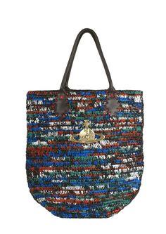 westwood crochet shopper tote
