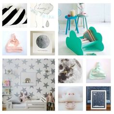 Planning a great baby shower is simple if you have a theme in mind, thanks to Pinterest you can get a sneak peek as to what the mom is thinking and plan something wonderful you know she will love. Here was our inspiration for a boy and girl celestial themed shower.
