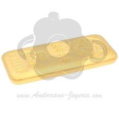 Lingote oro 500 gramos puro 999 Detalle2