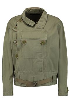 MARC BY MARC JACOBS Cotton-twill jacket. #marcbymarcjacobs #cloth #jacket