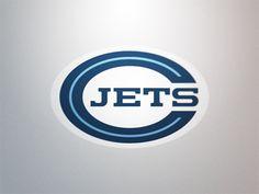 Coventry Jets: Secondary Logo  by Fraser Davidson